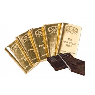 Конфеты 15 грамм золота 3 кг вес от кондитерской фабрики Атаг г. Шексна.