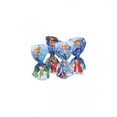 Конфеты Вологодская сказка 3 кг вес от кондитерской фабрики Атаг г. Шексна.
