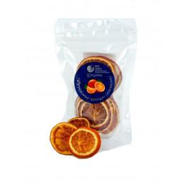 Цукаты Фруктовые кольца апельсин 70 гр Вкус Севера
