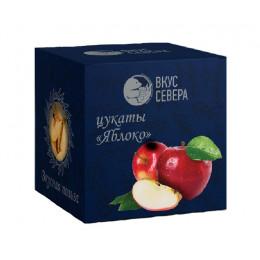 Цукаты яблочные Вкус Севера Вологодские 120 гр
