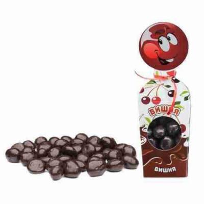 Драже Вишня в шоколадной глазури 100 гр