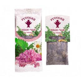 Русский Иван-Чай да чабрец 5 гр. фильтр пакет для чайника