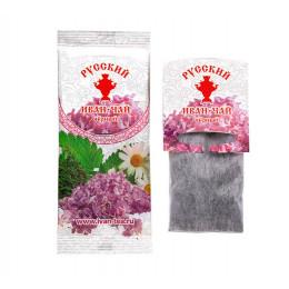 Русский Иван-Чай чёрный 5 гр фильтр пакет для чайника