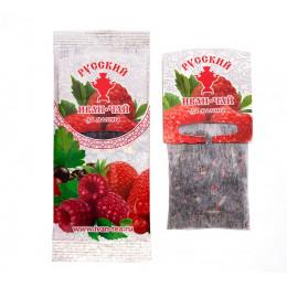 Русский Иван-Чай да малина 5 гр. фильтр пакет для чайника