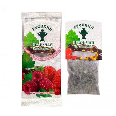 Русский Иван-Чай да смородина 5 гр. фильтр пакет для чайника