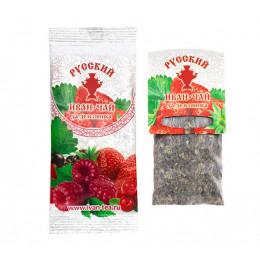 Русский Иван-Чай да земляника 5 гр. фильтр пакет для чайника