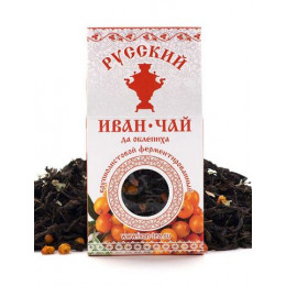 Русский Иван-Чай ферментированный с Облепихой 50 гр