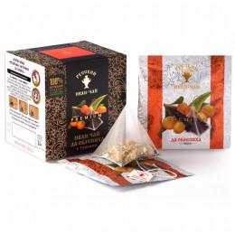 Русский Иван-чай Premium да облепиха с травами 24 гр. 12 пирамидок в саше-конвертах