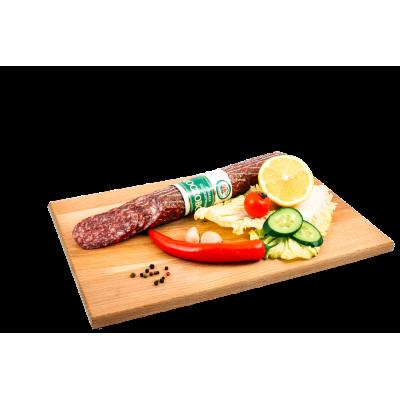 Колбаса сырокопченая МОСКОВСКАЯ категория А ГОСТ весовая