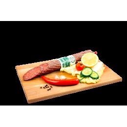 Колбаса сырокопченая Салями Летняя весовая