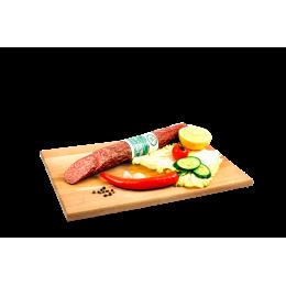 Колбаса сырокопченая Салями Подмосковная весовая