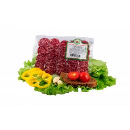 Колбаса сырокопченая Салями Подмосковная 300 гр весовая