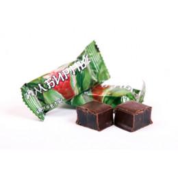 Конфеты Вологодские желейные Имбирные весовые в завертке 5 кг