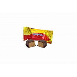 Конфеты Вологодские помадные Кунжутные весовые в завертке 5 кг