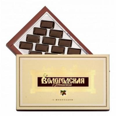 Конфеты Вологодская Птичка с шоколадом 230 гр