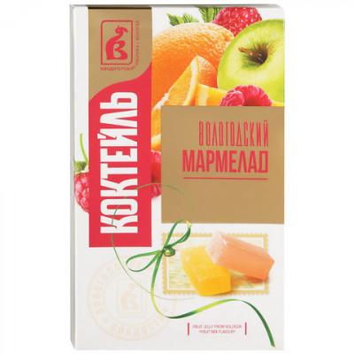 Мармелад Вологодский Коктейль 240 гр