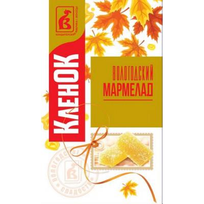 Мармелад Вологодский КленОк 240 гр