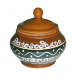 Вологодское масло в керамике (1)