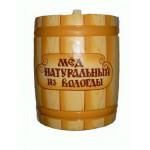 Мёд в бочонке Вологодский (7)