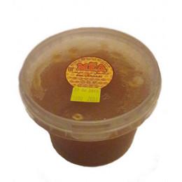 Мёд Вологодский цветочный 1 кг в пластиковом ведерке
