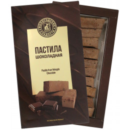 Пастила Вологодская шоколадная 240 гр