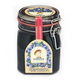 Варенье домашнее Вологодское черничное 1 кг
