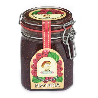 Варенье домашнее Вологодское малиновое 1 кг