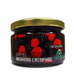 Варенье малиново-ежевичное 300 гр