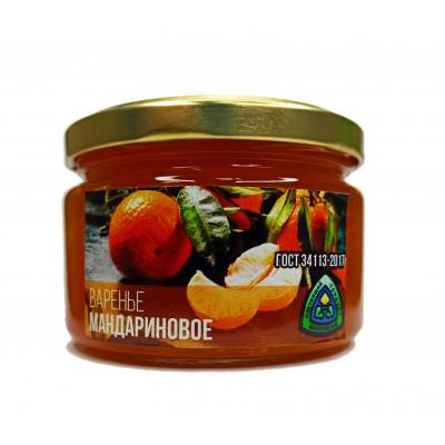 Варенье мандариновое 300 гр