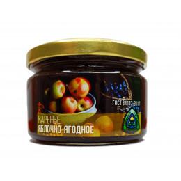 Варенье яблочно-ягодное 300 гр