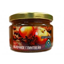 Варенье яблочное глинтвейн 300 гр
