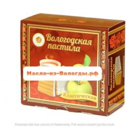 Пастила яблочная  150 гр. Вологодская мануфактура