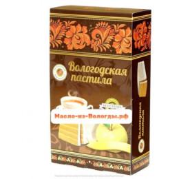 Пастила яблочная без сахара 230 гр Вологодская мануфактура