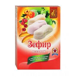 Зефир Вологодский ассорти 240 гр.